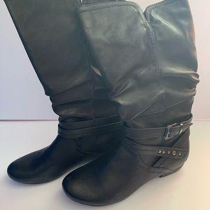 Alberto Black boot size 41(10)